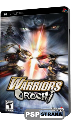 Warriors Orochi (PSP/ENG)