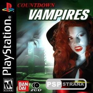 Countdown Vampires (PSX-PSP/RUS) Игры на PSP - PSX
