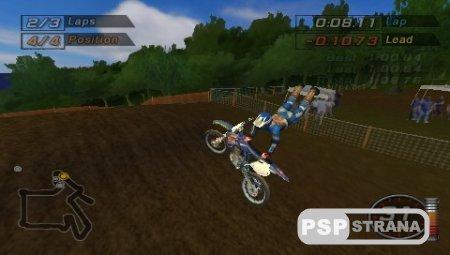 MTX Mototrax (PSP/ENG) Игры на PSP