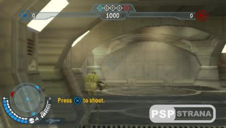 Star Wars Battlefront Elite Squadron (PSP/ENG) Игры на PSP