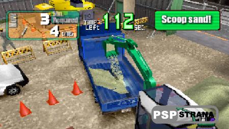 Power Shovel [PSX-PSP/RUS] Игры на PSP