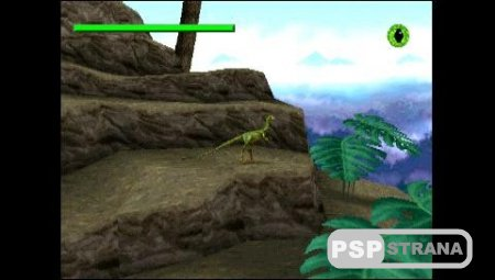 Jurassic Park Collection (PSP-PSX/RUS) Игры на PSP