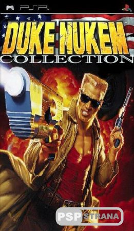 Duke Nukem Collection (PSX-PSP/RUS)