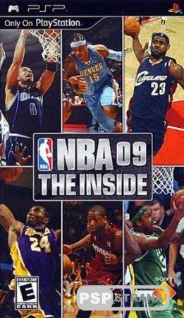 NBA 09 The Inside [PSP/ENG] Игры на PSP