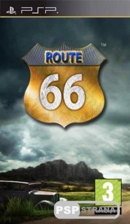 Route 66 (PSP/RUS) Игры на PSP