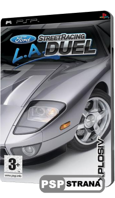 Ford Street Racing L.A. Duel (PSP/ENG)