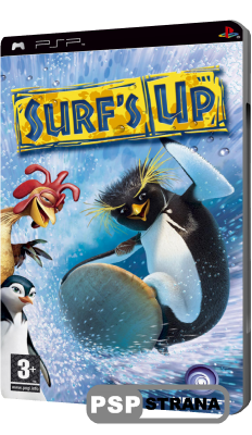 Surf's Up (PSP/RUS)