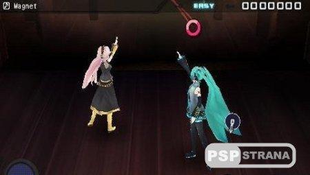 Hatsune Miku: Project Diva 2nd (PSPFULL ENG)