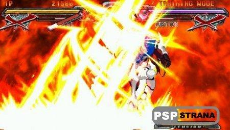 Guilty Gear XX Accent Core Plus (PSP/ENG)