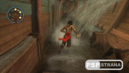 Prince of Persia: Revelations (PSP/ENG)