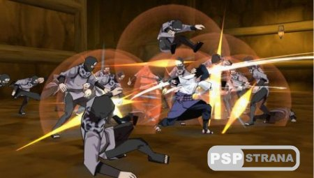 Naruto Shippuden Ultimate Ninja Impact [DEMO] [Fra]