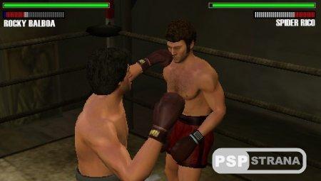 Rocky Balboa (PSP/RUS)