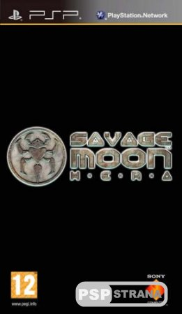 Savage Moon The Hera Campaign (PSP/Eng/RUS)