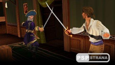 Sid Meier's Pirates! (PSP/RUS)