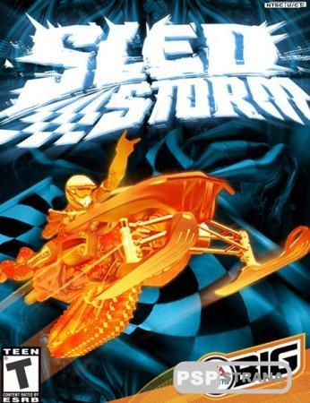 Sled Storm [FULL][RUS][PSX-PSP]