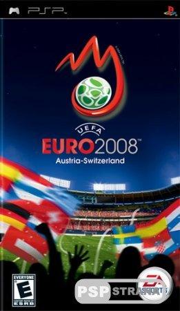 UEFA Euro 2008 (PSP/ENG) Игры на PSP