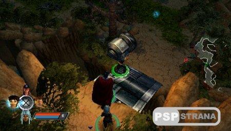 X-Men Legends II: Rise of Apocalypse (PSP/RUS)