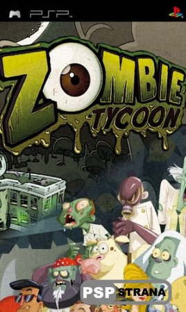 Zombie Tycoon (v3) (PSP/ENG)