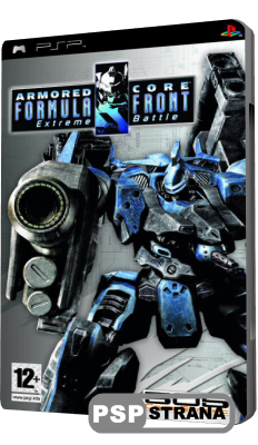 Armored Core: Formula Front (PSP/ENG)