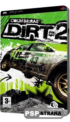Colin McRae: DiRT 2 (PSP/ENG)