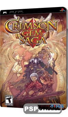 Crimson Gem Saga (PSP/ENG)