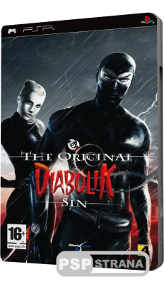 Diabolik: The Original Sin (PSP/ENG)
