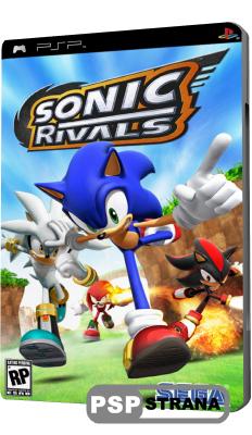 Sonic Rivals (PSP/RUS)