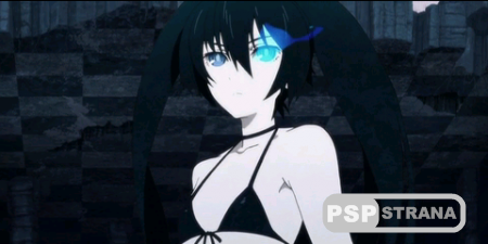 Black Rock Shooter (OVA/HDrip)