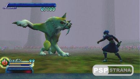 Blade Dancer Lineage of Light (PSP/ENG)