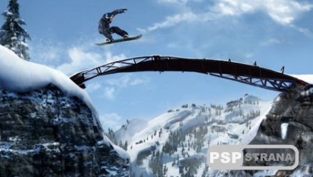 Shaun White Snowboarding (PSP/ENG)