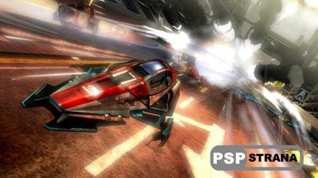Wipeout 2048 ��� PS Vita