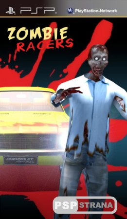 Zombie Racers (PSP/ENG)