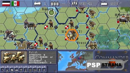 Military History Commander: Europe at War [ENG][ISO]