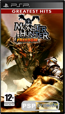 Monster Hunter Freedom / Monster Hunter Portable [ENG][ISO]