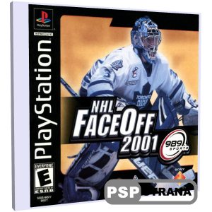 NHL FaceOff 2001 (PSX/ENG)