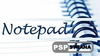 PSP программа Notepad v1.0 - Блокнот для PSP [RUS]