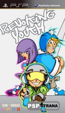 Revolting Youth (v.2) (PSP/ENG)