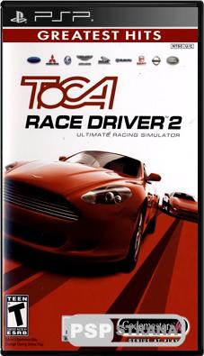 TOCA Race Driver 2 [RUS][ISO][FULLRip]