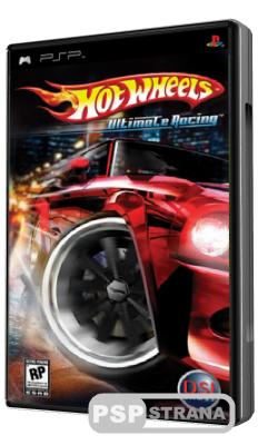 Hot Wheels Ultimate Racing (PSP/ENG) [ISO,Full]