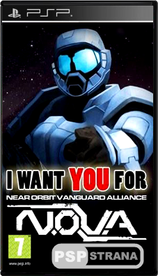 N.O.V.A: Near Orbit Vanguard Alliance [ENG][ISO]