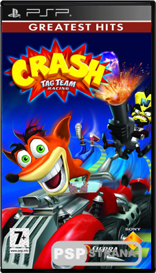 Crash Tag Team Racing [ENG][ISO][FULLRip]