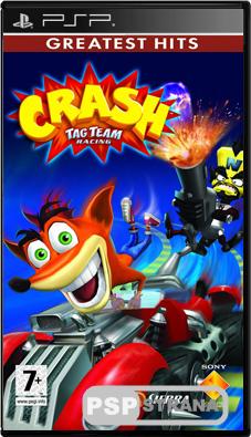 Crash Tag Team Racing [ENG][ISO][FULLRip]