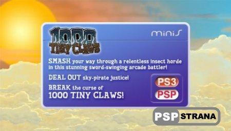 1000 Tiny Claws [Eng] [Mini]