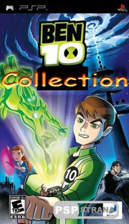 Ben 10 Collection (PSP/ENG)