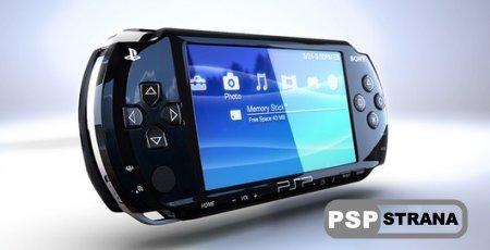 Официальная прошивка 6.60 для PSP X000 и PSP GO (Прошивки для PSP)