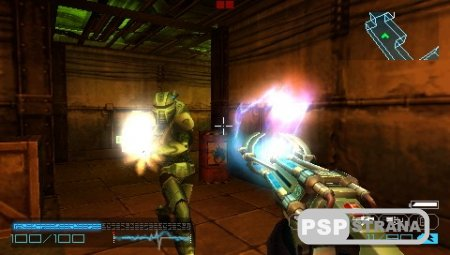 Coded Arms Contagion (PSP/ENG)