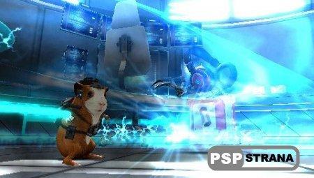 G-Force / Миссия Дарвина (PSP/RUS)