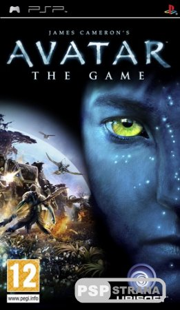 James Camerons Avatar The Game (PSP/ENG) [Full / Rip / Patched]
