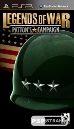 Legends of War Patton's Campaign (PSP/ENG)
