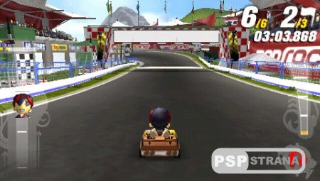 ModNation Racers (PSP/RUS)